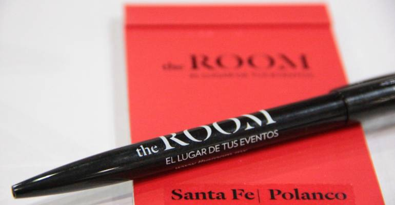 The Room, el lugar de tus eventos presente en Event Industry Show.